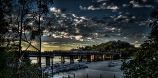 Para algunos, la libertad es visitar sitios parecidos al Como Bridge