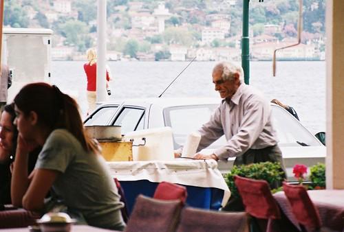 emirgan,istanbul, popcorn