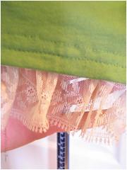 famer's daughter dress - antique lace