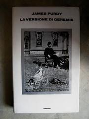 James Purdy, La versione di Geremia; Einaudi 1973