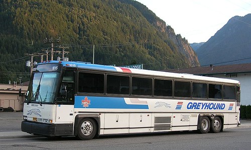 Greyhound 1015 Hope BC 2007_0828