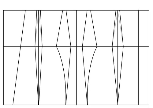 Underbust corset pattern - 23