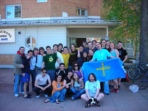 Despedida Luleå 06-07