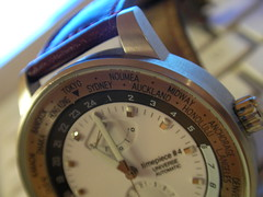 world timer watch