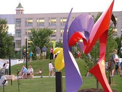 Des Moines Art Festival 2007