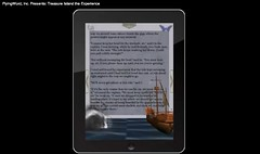 FlyingWord - Treasure Island - pix 1