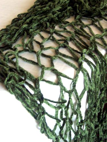 needleless scarf