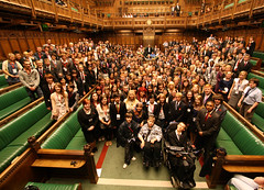 Youth parliament delegates gather for official...