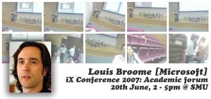 iX Conference Academic Forum (Part 2)