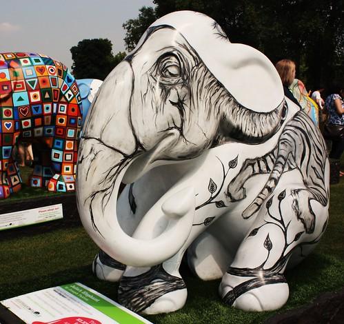 Julia's Elephant