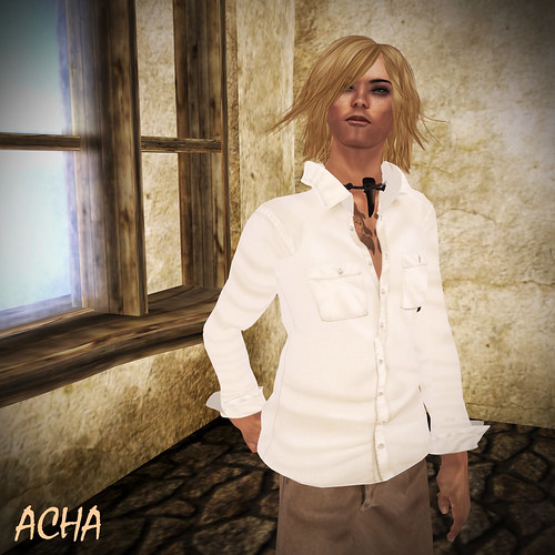 Acha says yo