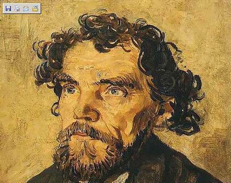 Hello, I'm not a Van Gogh