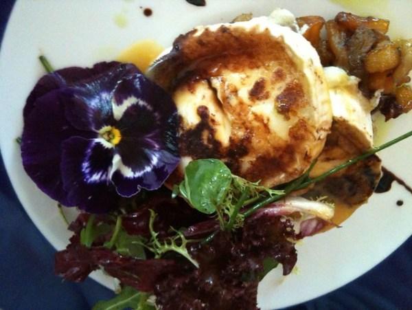 Almuerzo en Baiona #riasbaixas