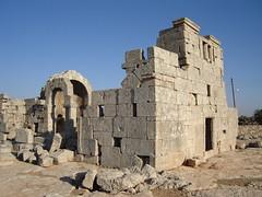 Byzantine Era Ruins