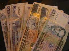 Philipine Peso Notes
