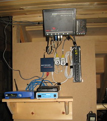 Home monitoring w/ APC Netbotz