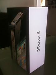 Hello, new friend. iPhone 4!!!