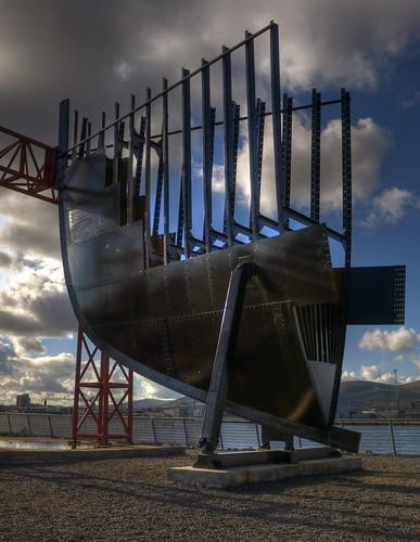 Titanic Bow by jonny.andrews65