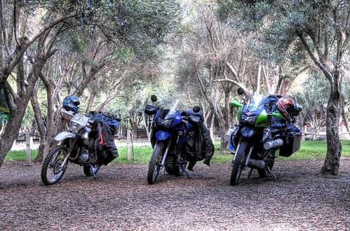KLR 650 Bike Trip Mexico 5