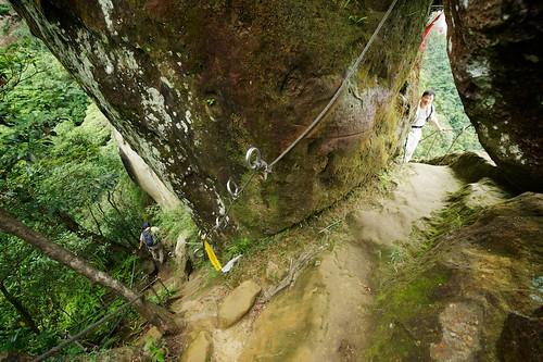 Xiaozi Shan Hiking Taiwan