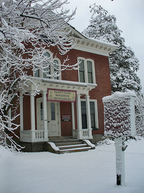 Historical Society of Cheshire County