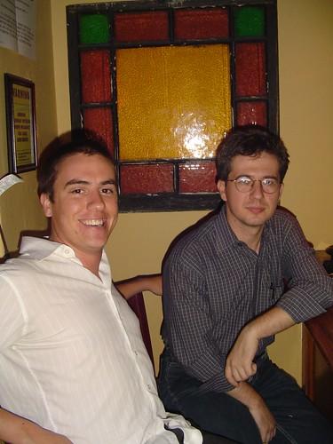 Paull and  Constantin