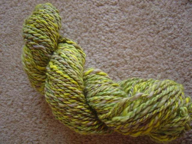 Silkmerino yarn