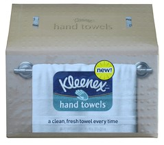 Kleenex Hand Towels