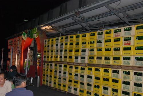 346倉庫-啤酒箱