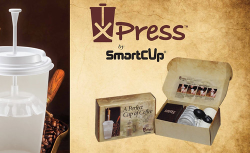 New SmartCup Perfect Cup of Coffee Kit