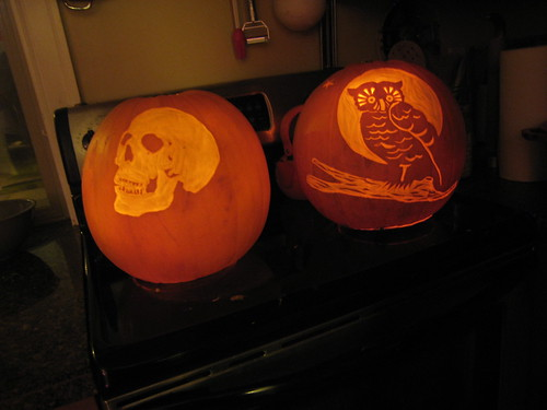 pumpkin carving success