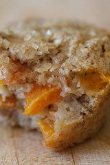 Apricot Spice Bran Muffins