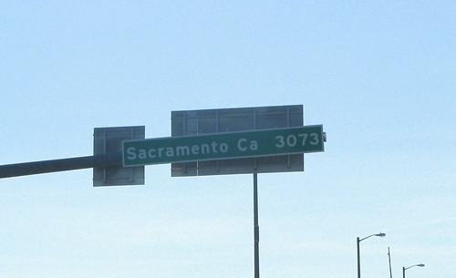 3073 Miles to Sacramento
