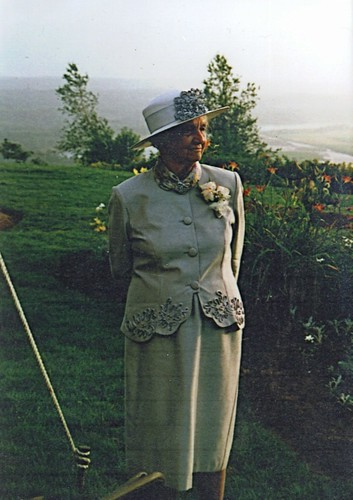Gran at Wedding