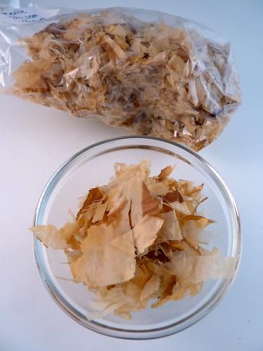 Bonito vlokken katsuobushi tokowijzer for Bonito fish flakes