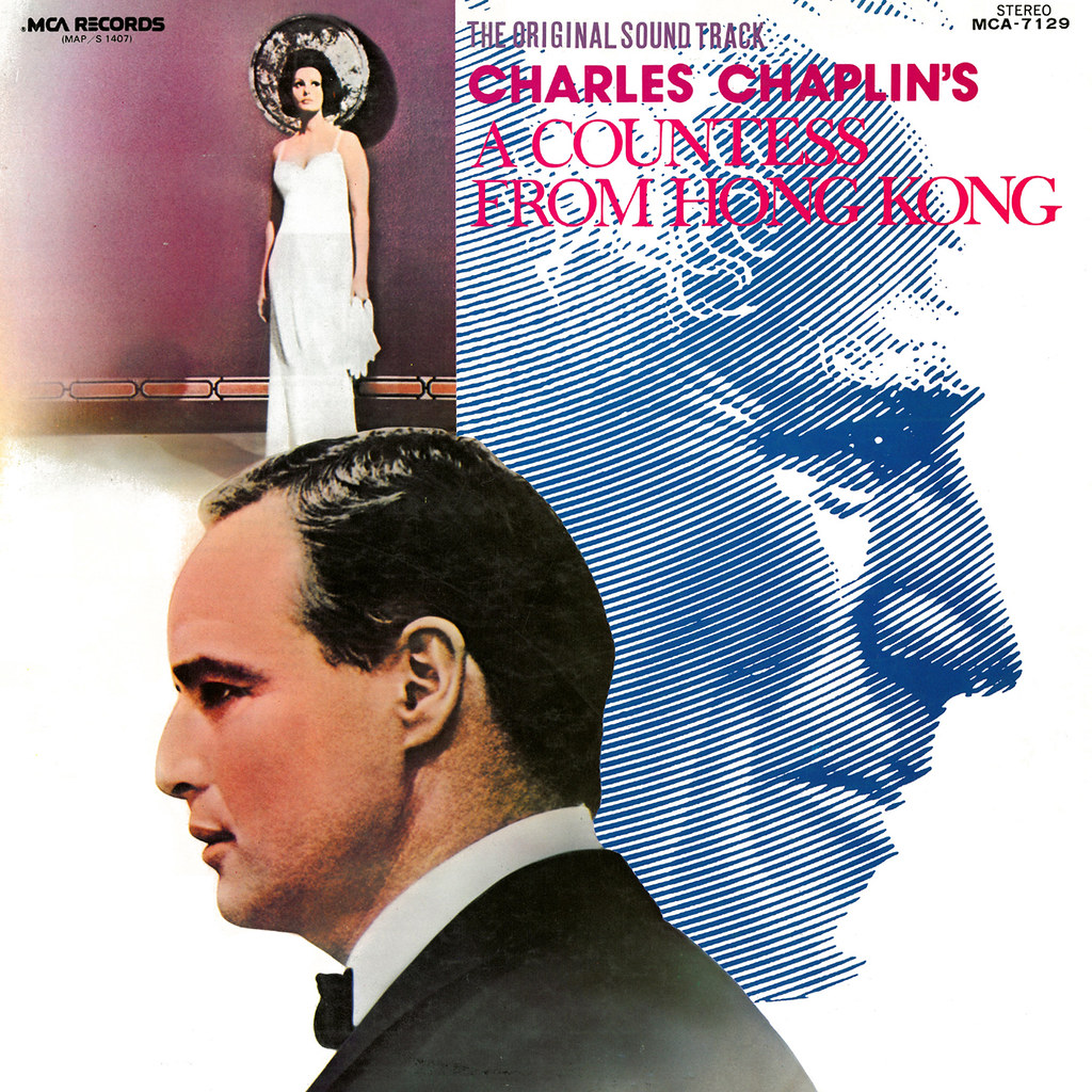 Charles Chaplin - A Countess from Hong Kong
