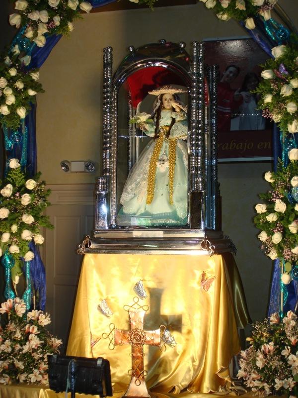 Virgen de El Cisne