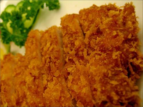 tonkatsu/ 日式炸豬排