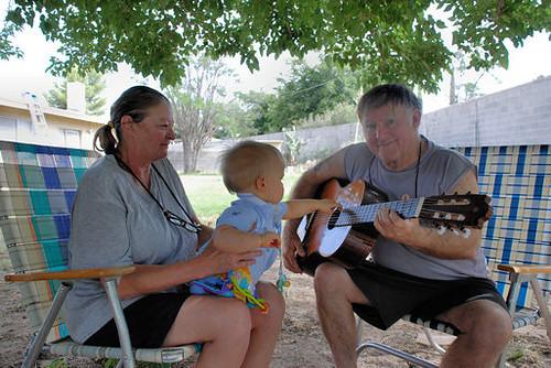 Tyoma Plays Guitar
