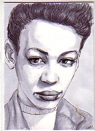Self-portrait for Jan