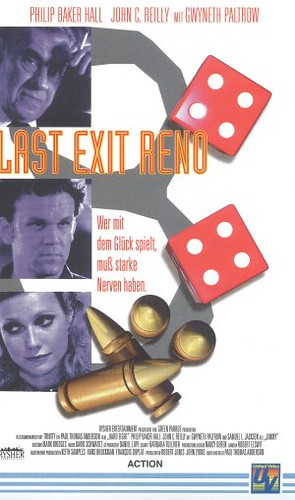 Hard Eight: German VHS by fortyfps.
