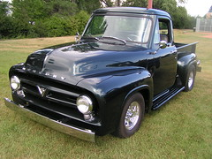 1953 Mercury M-100 Truck