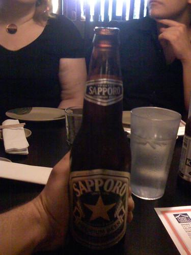 Beer.  Big Beer.