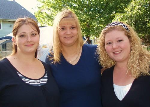 Nikki, Crystal and Me!