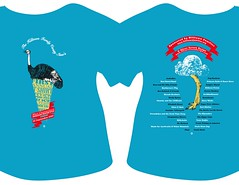 T-Shirt Design by Seth Gregory