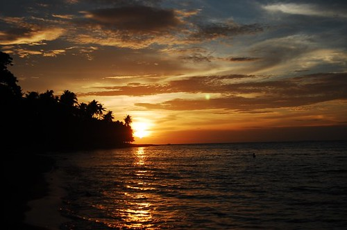 Sunset in Camiguin