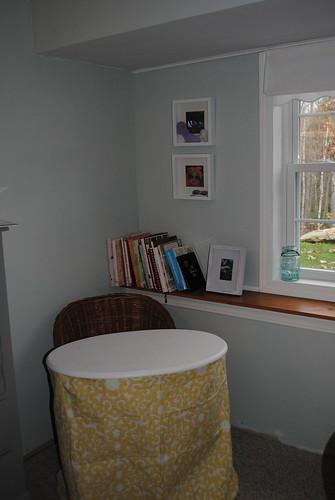 idea corner in craft room