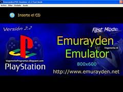EmuraydenPSXEmulator-1