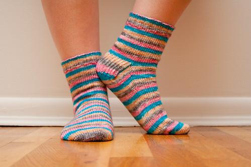 IDamsel Socks (Side)