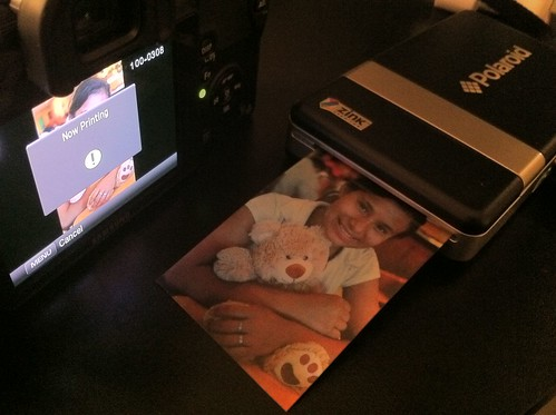 Polaroid Printer